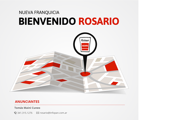Bienvenido Rosario!