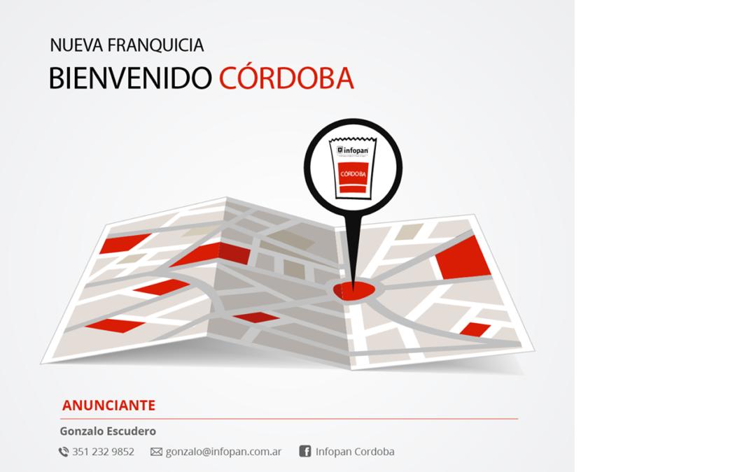 Bienvenido Córdoba!